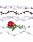 Tatuajes de brazaletes de espinas
