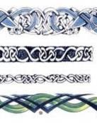 Varios formatos de brazaletes