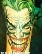 Joker el payaso