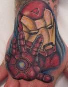 Iroman el super héroe tecnológico