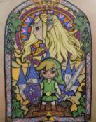 Mural del Zelda