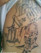 Tatuaje Wutang