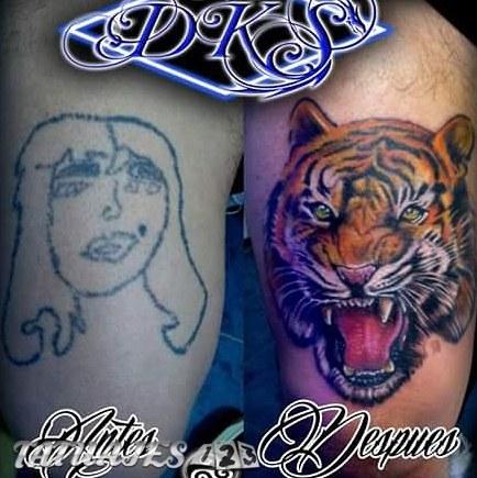 Cobertura tattoo
