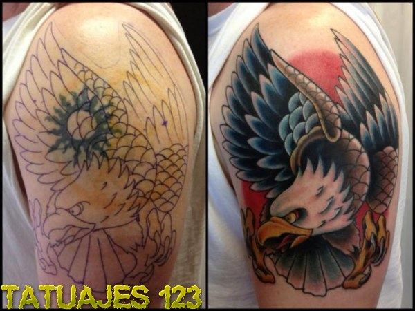 Águila Cover Up