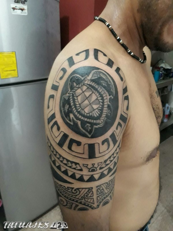 Tortuga Cover up