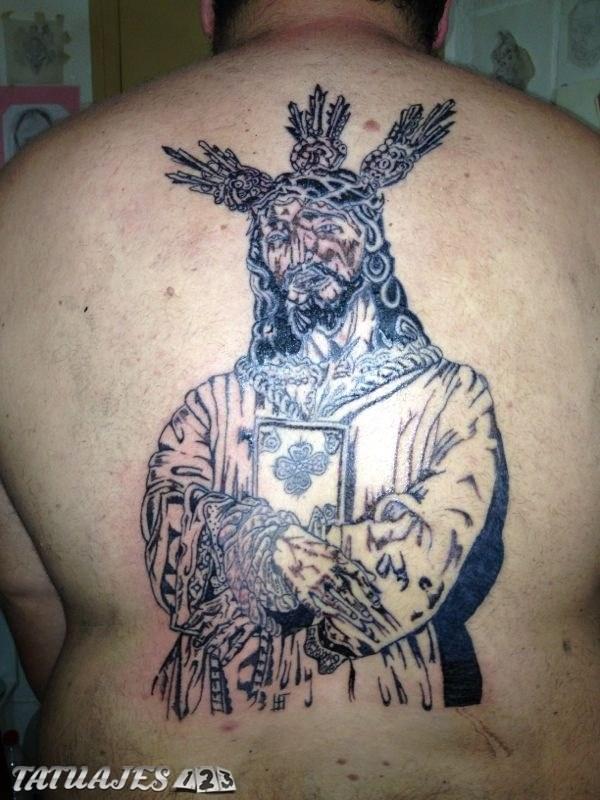 Cristo cautivo Malaga