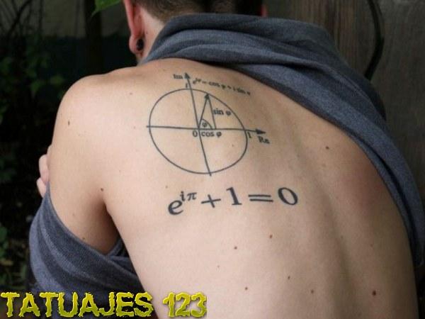 Ecuación para un tatuaje