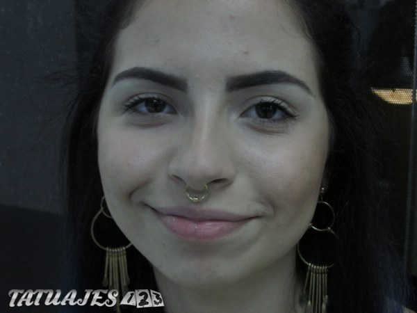 Piercing no septo