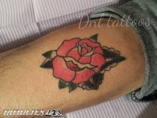 Rosa tradicional