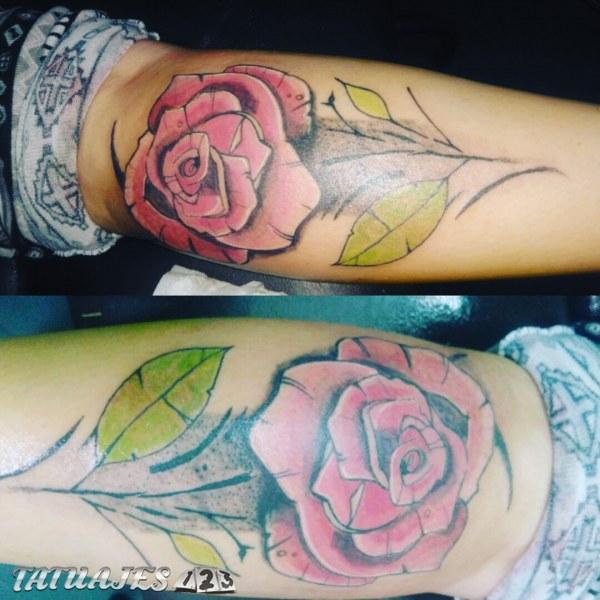 Rosas cover