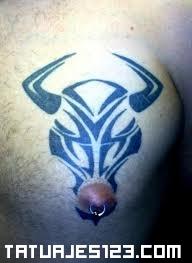 Signo El Toro Tatuajes 123